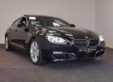 Achat BMW Série 6 Gran Coupe Coupé 640XD EXCLISIVE INDIVIDUAL Occasion