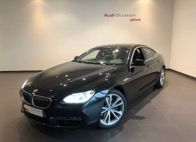 Acheter BMW Série 6 GRAN COUPE F06 640d Coupé 313ch xDrive 158g Luxe A Occasion