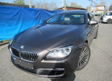 Achat BMW Série 6 Gran Coupe (F06) 640DA 313CH EXCLUSIVE Occasion