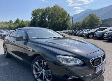 Vente BMW Série 6 Gran Coupe (F06) 640DA XDRIVE 313CH EXCLUSIVE Occasion