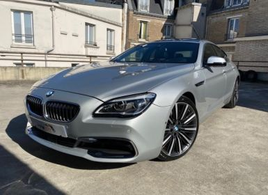 Vente BMW Série 6 Gran Coupe (F06) 640IA 320CH EXCLUSIVE Occasion