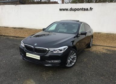 Acheter BMW Série 6 Gran Coupe Serie Turismo 630d xDrive 265ch Luxury Occasion