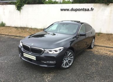 Voiture BMW Série 6 Gran Coupe Serie Turismo 630d xDrive 265ch Luxury Occasion