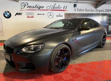 Vente BMW Série 6 m6 f13 coupe 560 dkg carbone LOA 750 / Mois Occasion