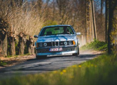 Vente BMW Série 6 M635CSi Occasion
