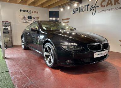 BMW Série 6 SERIE 635d 286 ch Exclusive A