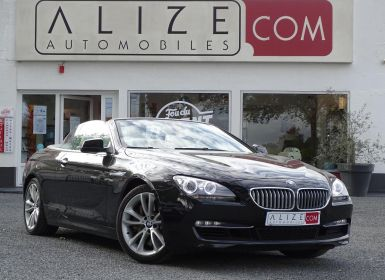 BMW Série 6 SERIE 650i Cabriolet Luxe - BVA Sport CABRIOLET F12 650i PHASE 1