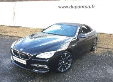 Acheter BMW Série 6 Serie Cabriolet 640dA xDrive 313ch Exclusive Occasion