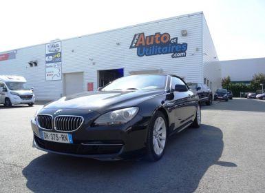 Vente BMW Série 6 SERIE CABRIOLET (F12) 640DA 313CH LUXE Occasion