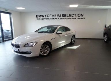 Achat BMW Série 6 Serie Coupe 640dA xDrive 313ch Excellis Occasion