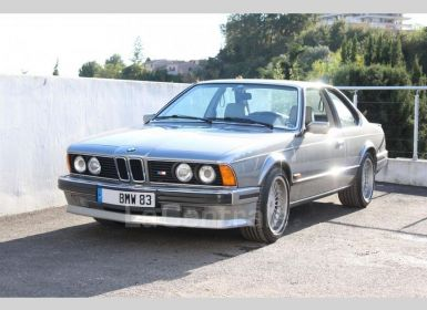 Achat BMW Série 6 SERIE E24 COUPE M635 CSI Leasing