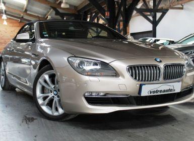 Acheter BMW Série 6 SERIE F12 CABRIOLET (F12) CABRIOLET 650I XDRIVE 407 EXCLUSIVE BVA8 Occasion