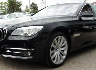 Achat BMW Série 7 50d xDrive EXCLUSIVE ULTIMATE BVA8 (12/2012) Occasion