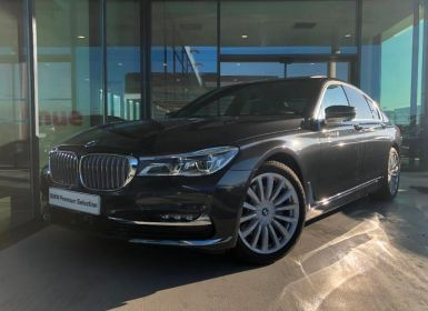 BMW Série 7 725dA 231ch Exclusive Euro6c Occasion