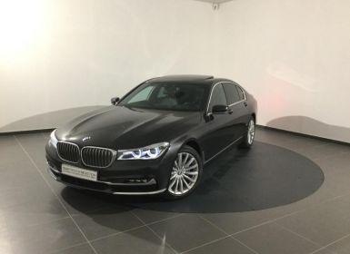Vente BMW Série 7 725dA 231ch Exclusive Euro6c Occasion