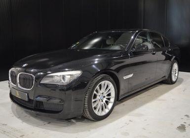 Vente BMW Série 7 730 D 258ch 59.000 km !! Toutes options !! Pack M !! Occasion