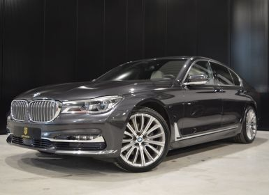 Vente BMW Série 7 730 D 48.000 km !! Toutes option !! Superbe état !! Occasion