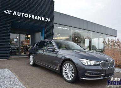 Vente BMW Série 7 730 D - SFT-CLSE - 360 CAM - NAVI PRO - NP: 102.000EU Occasion