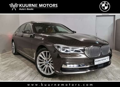 BMW Série 7 730 d xDrive OpenDak - Soft - Hud - Cam - Night Occasion