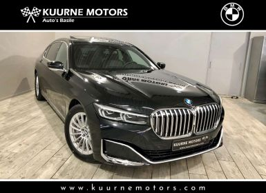 Vente BMW Série 7 730 DA-L NEW MODEL // 2.900 Km Occasion