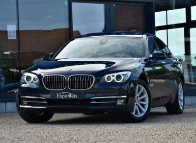 Vente BMW Série 7 730 Limousine - OPEN DAK - CAMERA - SOFT CLOSE - HEAD-UP - MEMORY - SPORT - Occasion