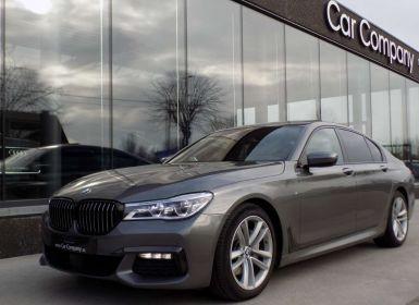 Vente BMW Série 7 730 M-SPORT - 360° CAM - PANODAK - HUD - HKSOUND Occasion