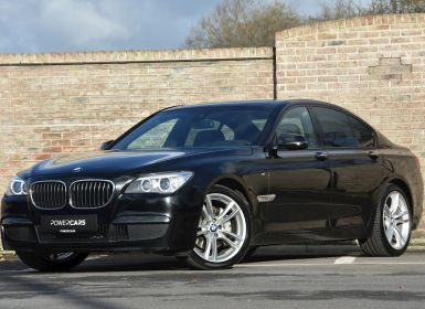 Achat BMW Série 7 730D XDrive M-Pack Occasion