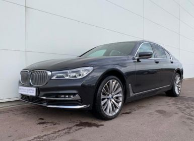 Vente BMW Série 7 730dA xDrive 265ch Exclusive Occasion