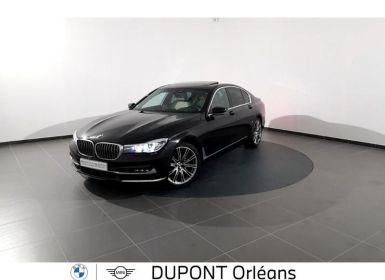 Vente BMW Série 7 730dA xDrive 265ch Exclusive Occasion