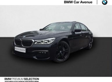 BMW Série 7 730dA xDrive 265ch M Sport Occasion