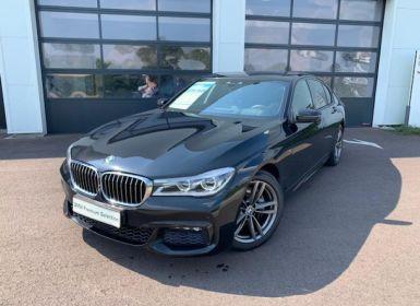 Vente BMW Série 7 730dA xDrive 265ch M Sport Occasion