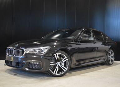 Vente BMW Série 7 740 D xdrive 320 ch M Sport !! 1 MAIN !! Occasion