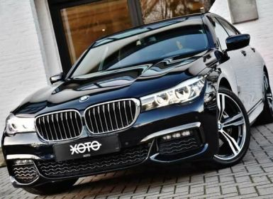 BMW Série 7 740 D XDRIVE AS M PACK Occasion