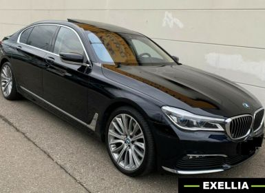 Achat BMW Série 7 740 LD X DRIVE PACK GRAND LUXE  Occasion