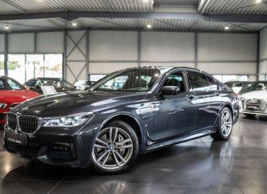 BMW Série 7 740 Limousine - 2016 Plug-In Hybrid - M-Pakket - HeadUp - Softclose Occasion