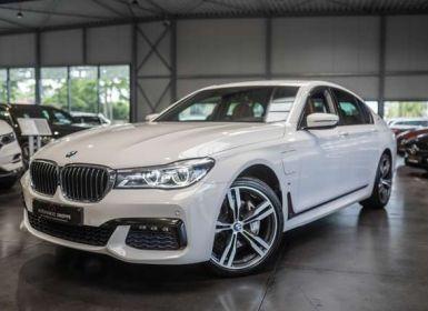 BMW Série 7 740 Limousine - 2017 Plug-In Hybrid - M-Sportpakket Occasion