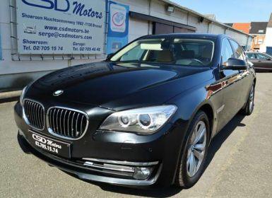 Vente BMW Série 7 740 Limousine D X-DRIVE FULL LEATHER PDC HEAD UP PROMOTION Occasion