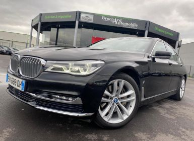 Achat BMW Série 7 740E IPERFORMANCE 326 CH Exclusive A Occasion