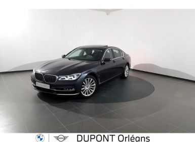Vente BMW Série 7 740eA iPerformance 326ch Exclusive Occasion
