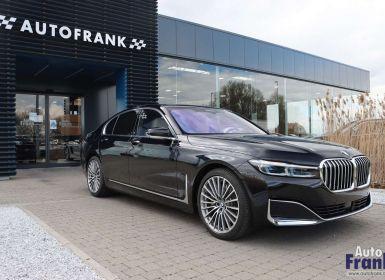 BMW Série 7 745 E - INDIVID - TV'S - MASSAGE - ACC - B&W - ALU 20 Occasion