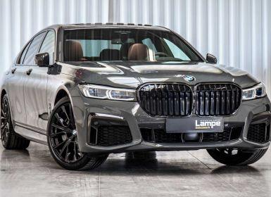 Vente BMW Série 7 745 Limousine e Hybrid M Sport INDIVIDUAL Tartufo NP 152.000 EUR Occasion