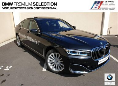 Vente BMW Série 7 745eA 394ch Exclusive Occasion