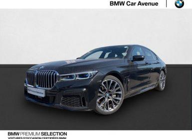 BMW Série 7 745eA 394ch M Sport Occasion