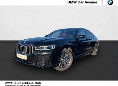 Vente BMW Série 7 745eA 394ch M Sport Occasion