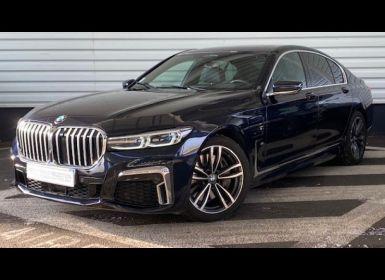 Achat BMW Série 7 745eA 394ch M Sport Occasion