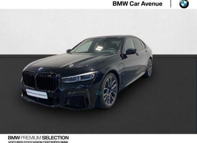 Achat BMW Série 7 745eA 394ch M Sport 17cv Occasion