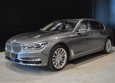 Achat BMW Série 7 750 d 400 ch xdrive 28.000 km !! TOUTES OPTIONS !! Occasion