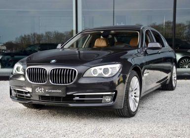 Vente BMW Série 7 750 Limousine XD Long EX KING FILIP of Belgium FULL FULL Occasion