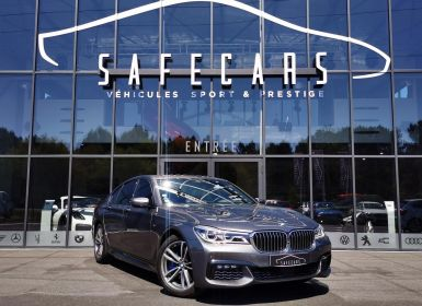 Achat BMW Série 7 750d 3.0 xDrive MSport Berline G11 Occasion