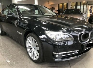 Achat BMW Série 7 750d xDrive 381 LUXE 12/2012 Occasion
